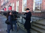 Pat Liddy speaks to us about Dublin's Georgian Doors