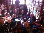 Tribute to Barney McKenna at O'Donoghue's